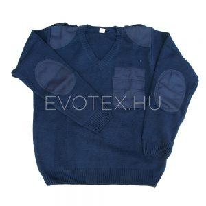 Biztonsági őr pulóver (kék)
